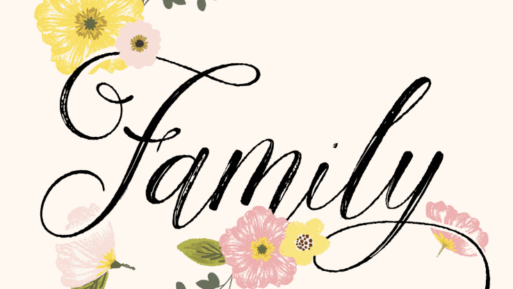 Faith and Family: Our Home