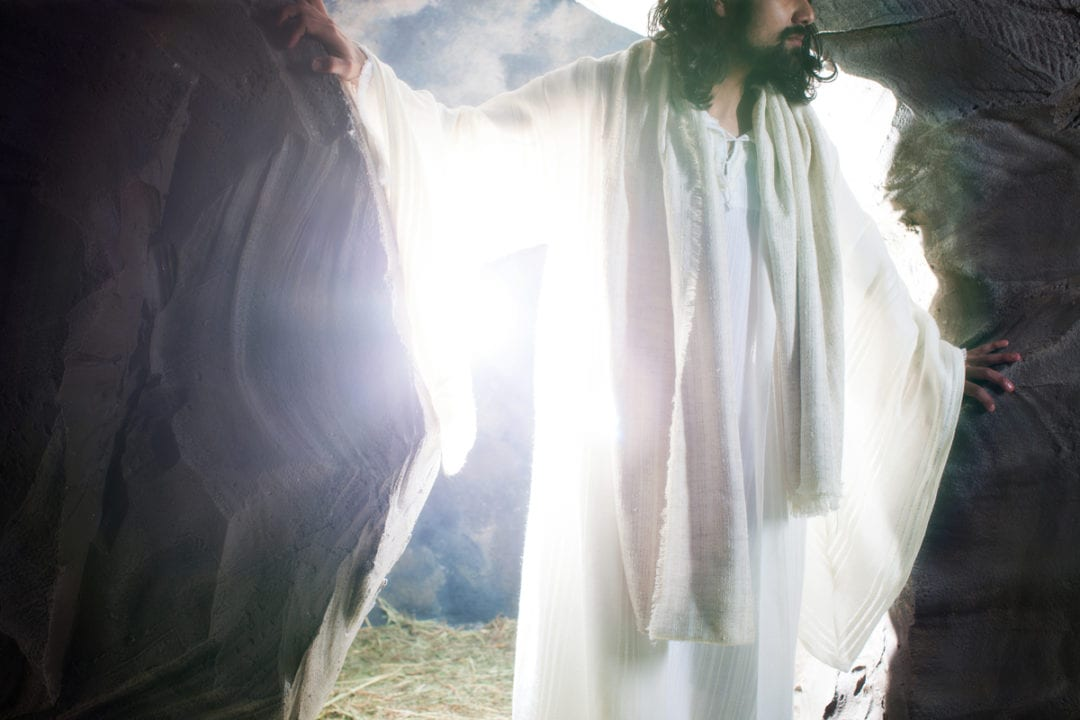 Walking with the Risen Lord