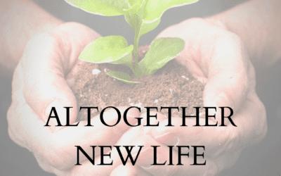 Altogether New Life – Prologue