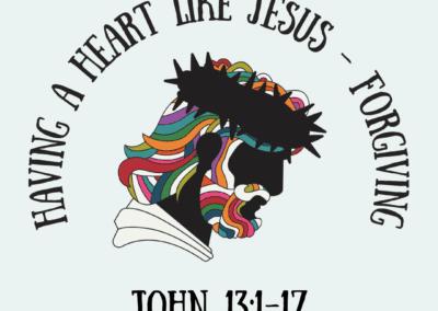 Having a Heart Like Jesus – Forgiving 7:45 Service